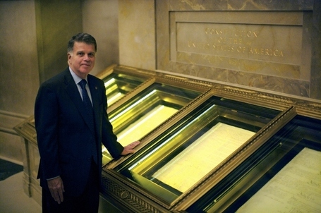 Talk with David S. Ferriero, Archivist of the United States | Archives and Public History Digital | The Information Specialist's Scoop | Scoop.it