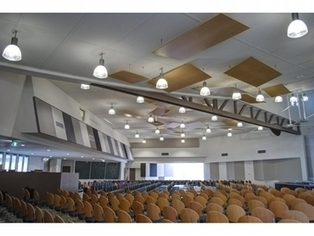 Custom acoustic panels installed at Clayton Church of Christ, Melbourne | Auditorium Acoustics | Scoop.it
