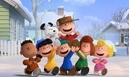 The Peanuts Movie: classic cartoon strip gets a 21st-century revamp | Cultura de massa no Século XXI (Mass Culture in the XXI Century) | Scoop.it