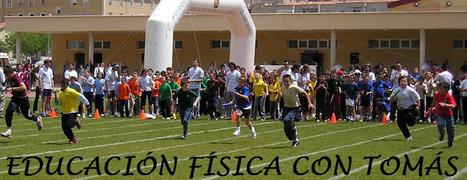 EDUCACIÓN FÍSICA CON TOMÁS | Educación Física. Edublogs de aula | Scoop.it