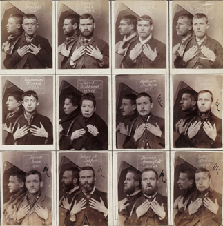 Mug Shots Throughout History | Photography and society | Scoop.it
