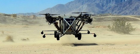 Transformers Cars Make First Flights | Tech and Facts | Scoop.it
