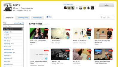Vidque lets you curate video content - Popgadget Personal Technology | Brand & Content Curation | Scoop.it