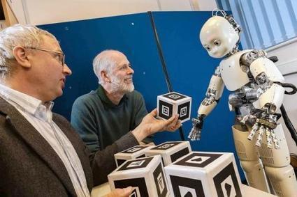 Estudio sobre la adquisición temprana del lenguaje en robots - principal   ADQUISICIÓN DE SEGUNDAS LENGUAS-SECOND LANGUAGE ADQUISITION   Scoop.it