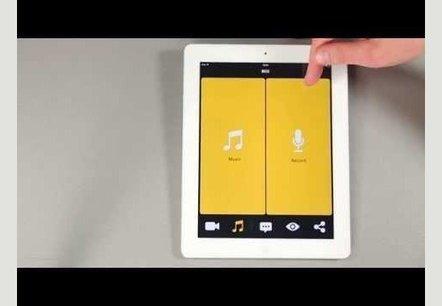 VIDEO: iPadi-rakendus ViText – lisa videole taustamuusikat ja tekste | IPhone ja IPad koolis | Scoop.it