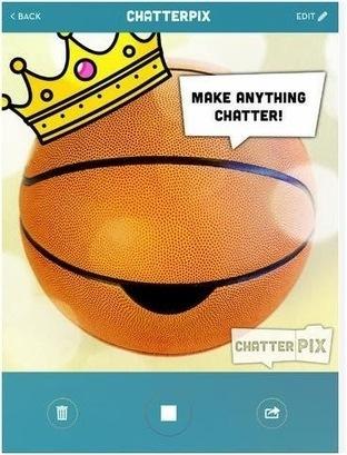 i Teach With Technology: Chatterpix- Make It Talk!   Edtech PK-12   Scoop.it