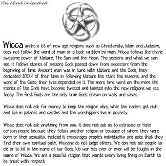 Wicca and Paganism Explained - The Mind Unleashed   Spiritualism   Scoop.it