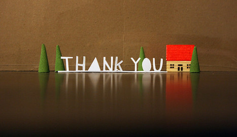 Several Ways to Thank Your Customers | The 360 Customer Experience | Scoop.it