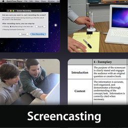 Digital Differentiation with Screencasting | Learning in a Digital World | Scoop.it