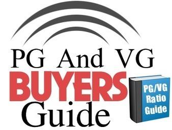 Find E Cigarette PG VG Ratio's | Best E Cigs | Best Electronic Cigarette | Scoop.it