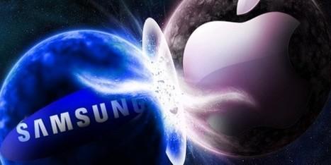 Apple ve Samsung Yine Mahkemelik Oldu | Teknokopat | Scoop.it