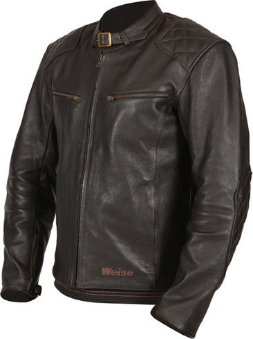 Weise Clifton and Docklands Vintage Style Jackets | Motorcycle Industry News | Scoop.it