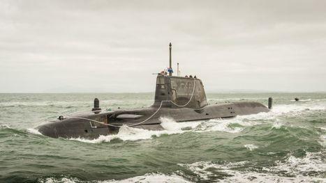 """Le portail des sous-marins : """"Carton rouge"""" pour la sécurité nucléaire à bord des sous-marins de la Royal Navy   Tout est relatant   Scoop.it"""