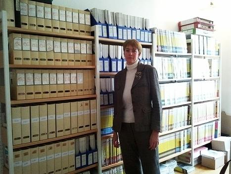 Numérisation polémique à la BnF - Interview de Anne Verneuil ABF- France Culture | Actualité du livre, de l'édition et des bibliothèques | Scoop.it