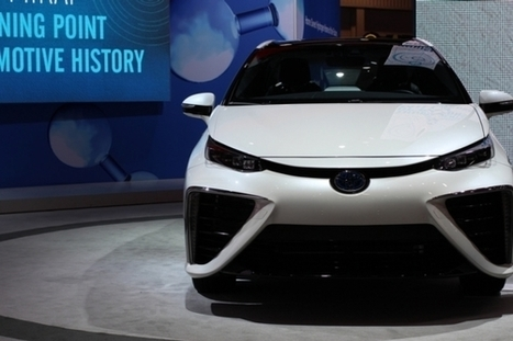 Lack of Cheap, Clean Hydrogen Slows Fuel-Cell Cars | Sustain Our Earth | Scoop.it