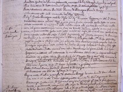 Genealogia di Cetona | Généal'italie | Scoop.it