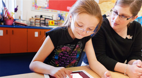 Apple - Education - Special Education | iPads in Special Education | Scoop.it