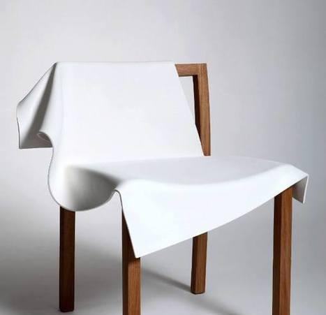 Une illusion parfaite pour cette chaise design…   Annonce immobilière Wadimo: vente   Scoop.it