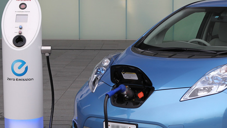 De grands constructeurs automobiles s'associent pour déployer un réseau de bornes électriques en Europe - Tech - Numerama   ObjetsCo   Scoop.it
