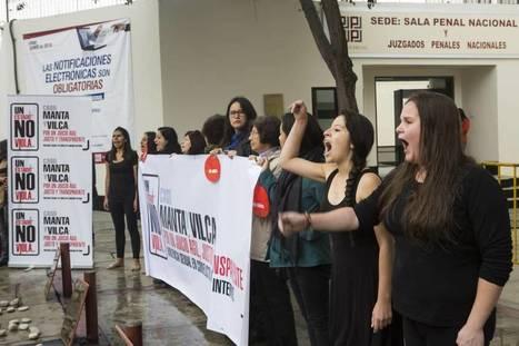 Un mensaje contra la IMPUNIDAD … Primeros juicios por violación sexual cometida por el Ejército en Perú | La actualidad peruana vista desde el extranjero | Scoop.it