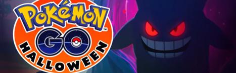 Pokemon Go : le phénomène se réactive pour Halloween | STORE & DIGITAL | Scoop.it