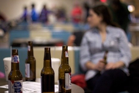 Alcohol abusers seek solace in resurgence of Moderation Management Network - 89.3 KPCC | Alcohol Moderation | Scoop.it