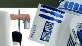 This R2-D2 fridge will serve you cold ones for a cool $9,000 | Educational Technology | Scoop.it