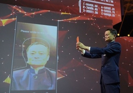 "Alibaba eyes facial recognition for payments with ""Smile to Pay"" 