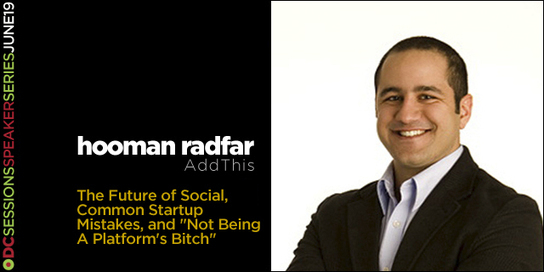 Hooman Radfar on the Future of Social, Common S...