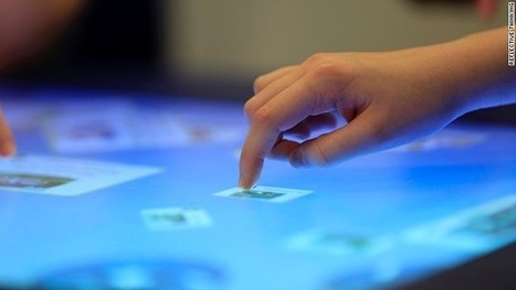 Testing touchscreen tables in classrooms | Educational Technology | Scoop.it