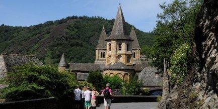 Conques : les 20 ans du Centre Européen | L'info tourisme en Aveyron | Scoop.it