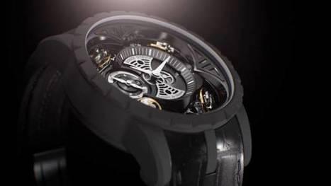 Roger Dubuis, retour sur un succès fulgurant - Boursorama   Horlogerie   Scoop.it