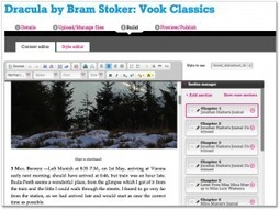 Vook Has A New Tool For Making eBooks - AppNewser | eBook | Scoop.it