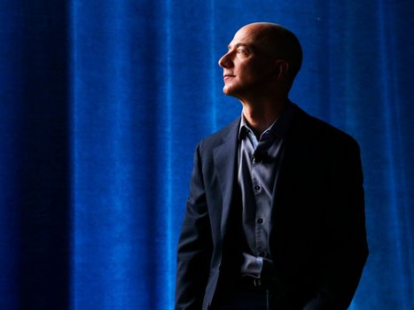 How Amazon CEO Jeff Bezos has inspired people to change the way they think about failure | Family Office - Empowering Family Dynasties | Scoop.it