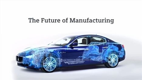 What does Digitization Mean for the Future of Manufacturing | Engineering Product Design and Development | Scoop.it