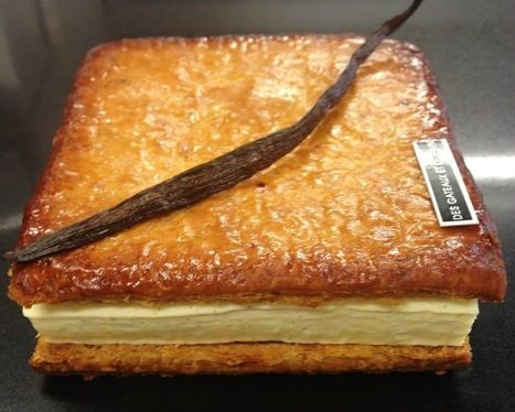 Les meilleurs mille-feuilles de Paris - L'Express | Chocolat et gourmandise | Scoop.it