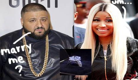 Nicki Minaj Finally Responds To DJ Khaled's Marriage Proposal | ChichiNews.Com | Hollywood news | Scoop.it