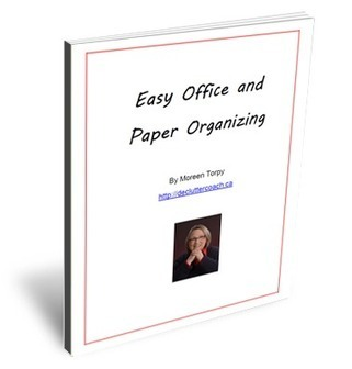 Easy Office and Paper Organizing | Organized Office | Scoop.it