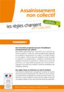 [réglementation] Assainissement non collectif : les règles changent au 1er juillet 2012 | La Revue de Technitoit | Scoop.it