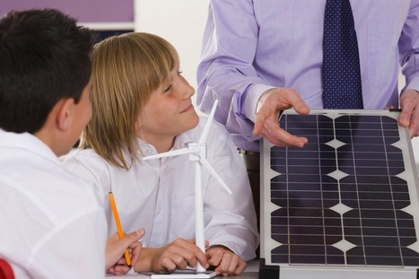 Fun Teaching Strategies to Educate About Solar Energy | Gardening | Scoop.it