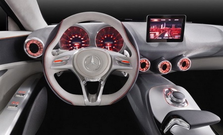 Mercedes-Benz Developing 3D Displays and Gestures Recognition | Brand Marketing & Branding | Scoop.it