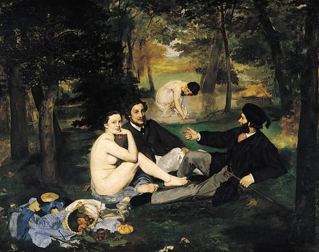 Edouard Manet, «Le Déjeuner sur l'herbe» | Arts et FLE | Scoop.it