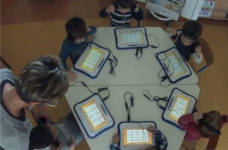 RSLN | Quels contenus pédagogiques pour les tablettes à l'école ? | mlearn | Scoop.it