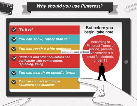 Using Pinterest in the Classroom #edtech – Technology Enhanced Learning Blog | TEFL & Ed Tech | Scoop.it
