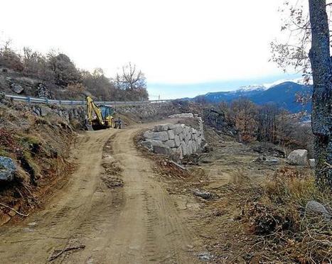 El col·lectiu APiA denuncia el delicte ambiental a la nova carretera de Lles | #territori | Scoop.it