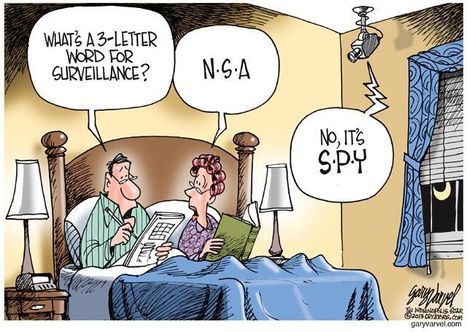 #FF #NSA employee steals 50 Tb data #spying #Snowden #Wikileaks | The uprising of the people against greed and repression | Scoop.it