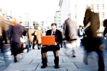 A l'image de Yammer, les réseaux sociaux d'entreprises ont de l'avenir - BFM Business | Médias sociaux & web marketing | Scoop.it