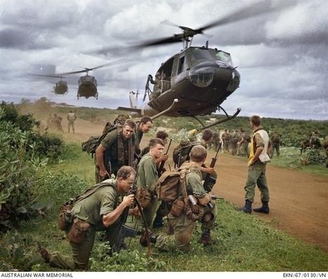 Vietnam War 1962–75   Australian War Memorial   Australians in Vietnam   Scoop.it