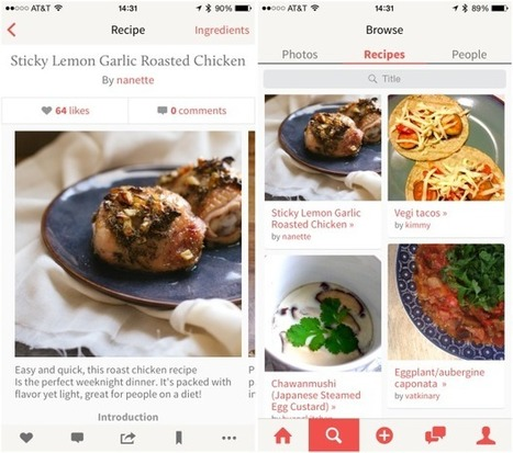 App of the Week: Kitchenbowl makes it easy to share your recipes - GeekWire | Culinarians | Scoop.it
