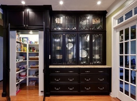 How to Find Hidden Kitchen Storage Solutions | All About Kitchen Remodel | Scoop.it